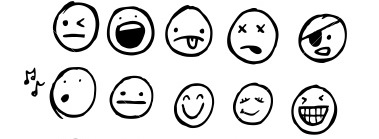 stock-illustration-236413 - - 51-doodle-emotions